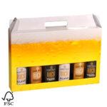 Een bier doos verpakking nodig?